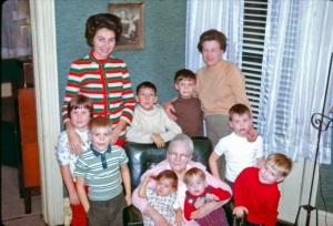 great grandma measom - mommy marge's mom