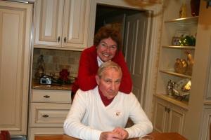 mom & dad dec 2008