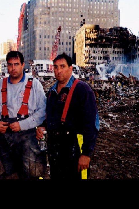 Thomas & Peter  WTC 2001