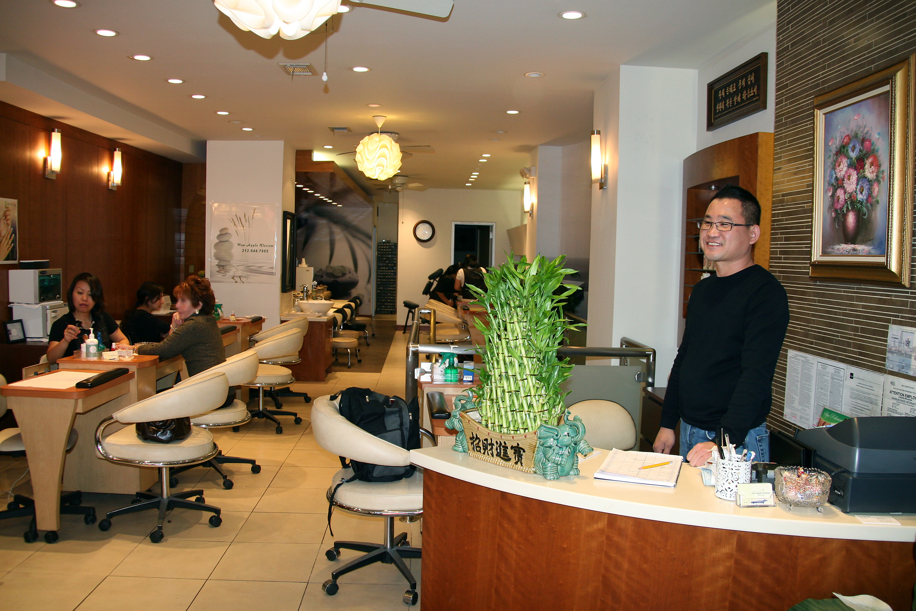 zen in nyc nail salon? | my zen city