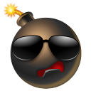 Bomb-Cool-icon