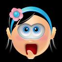 Girl-Shock-icon