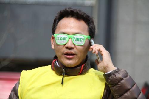 tibet uprising day UN (3)