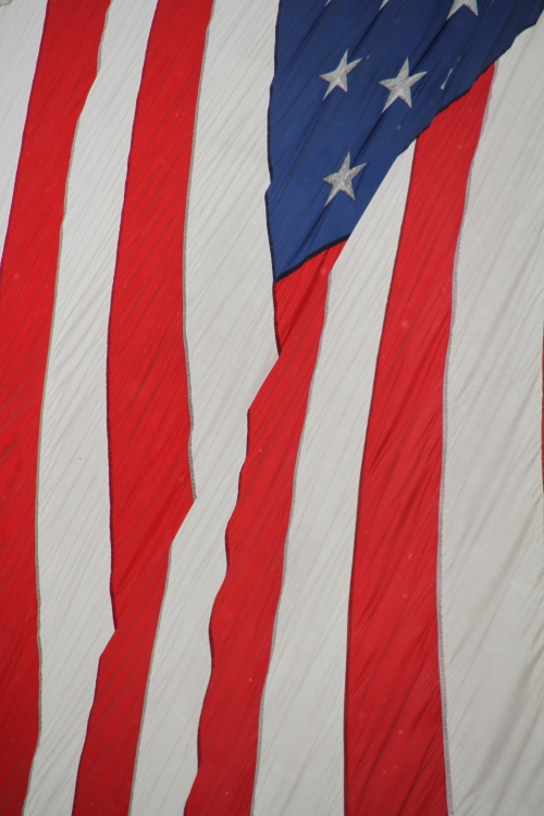 american flag at plaza hotel (2)