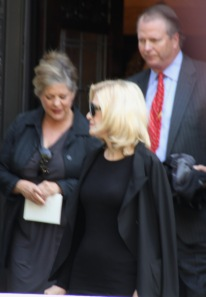 joan rivers funeral (diane sawyer)